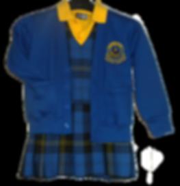 Pre School Tunic, Polo Shirt & Cardigan