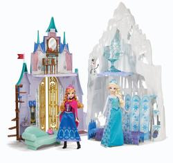 Disney Frozen Castle Playset 3