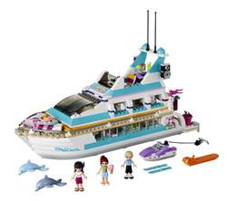 LEGO Friends Dolphin Cruiser 3