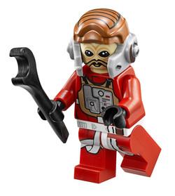 LEGO Star Wars 75050 B-Wing Building Toy 5
