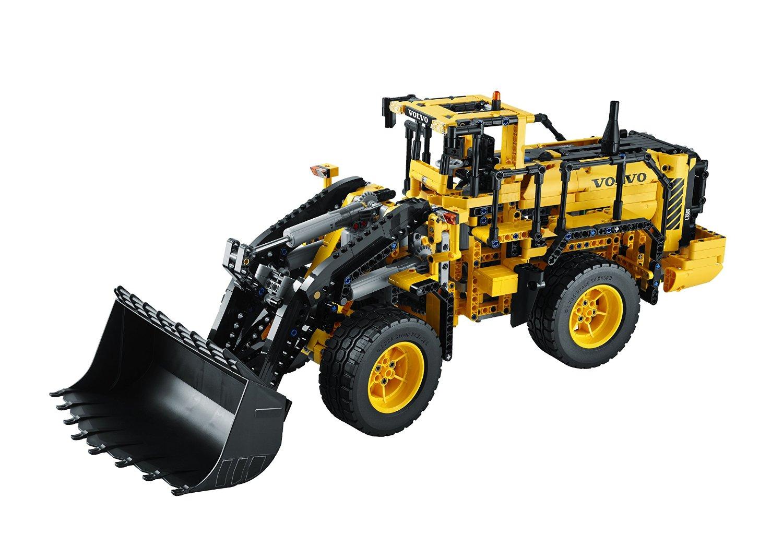 LEGO Technic 42030 Remote Controlled VOLVO L350F Wheel Load 4