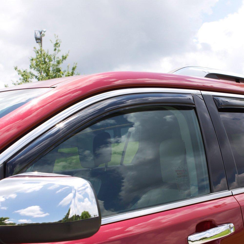 Auto Ventshade 194109 In-Channel Ventvisor Window Deflector, 4 Piece 4