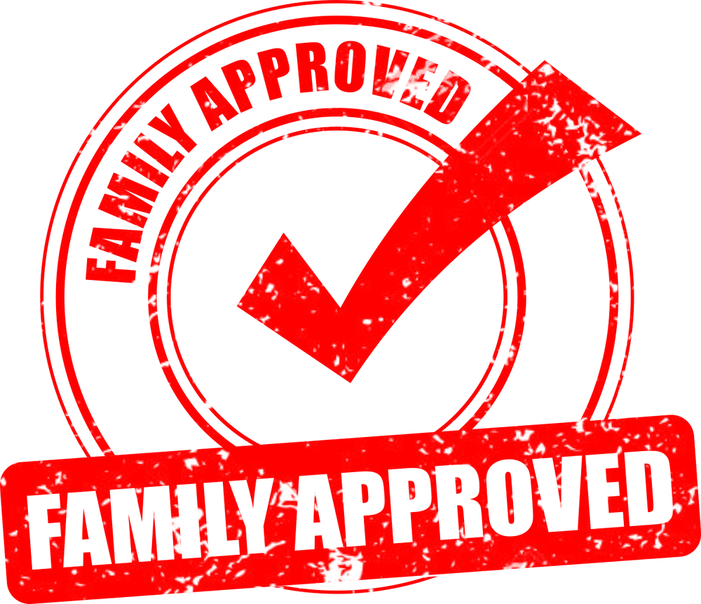 Family Seal of Approval image