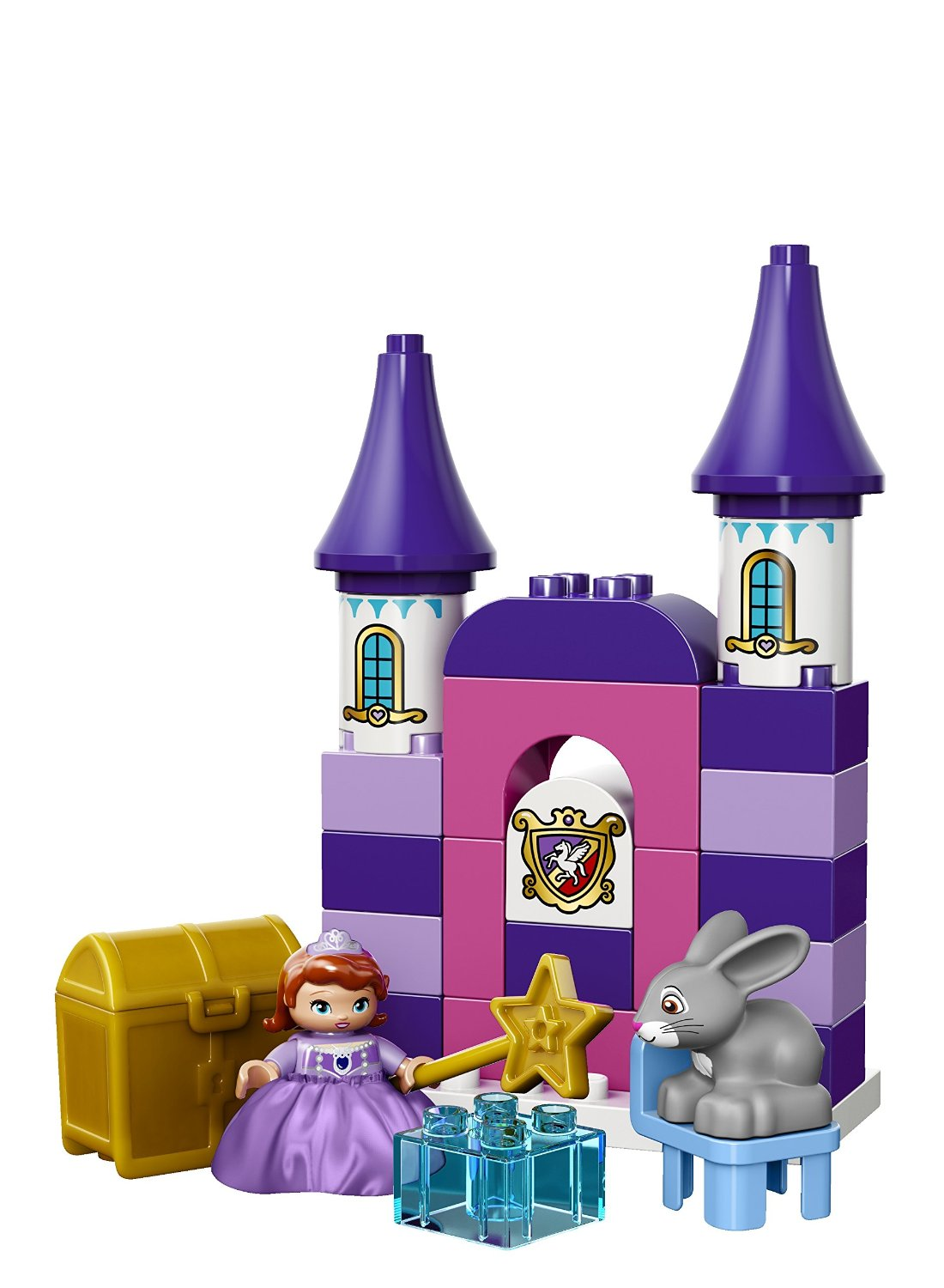 Sofia the First Royal Castle 10595 4