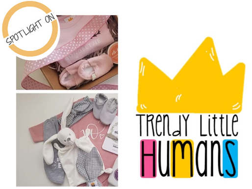 Spotlight On | Trendy Little Humans, amazing gift boxes for new little bundles of joy!
