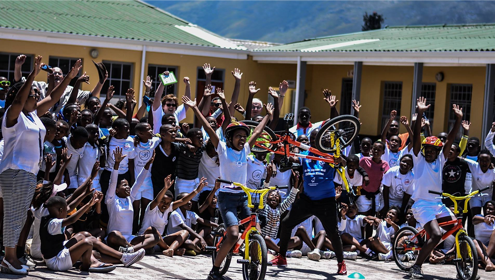 BEN (Bicycling Empowerment Network)