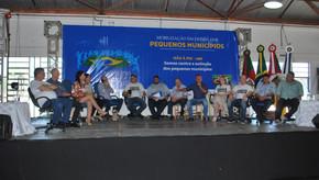 Saldanha Marinho sediou Mobilização em Defesa dos Pequenos Municípios
