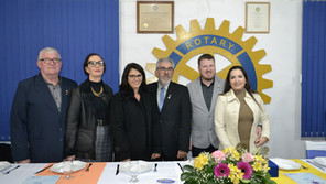 Rotary Club e Casa da Amizade de Santa Bárbara têm novos presidentes