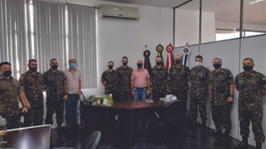 AD/3 e EASA realizaram seleção e inspeção em Saldanha Marinho e Santa Bárbara do Sul