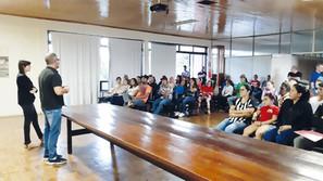 Prefeitura de Santa Bárbara realizou audiência de apoio a moradores próximos das vias férreas