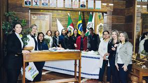 Jantar Solidário reuniu centenas no CTG Velha Carreta em prol do Hospital Santa Bárbara Beneficente