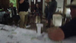 Festa de inauguração do Rancho Pai Véio
