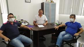Administração de Saldanha Marinho assinou convênio Internet no Campo