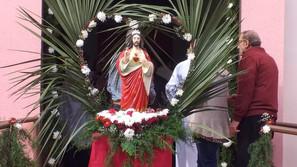 Festa do Padroeiro Sagrado Coração de Jesus de Saldanha Marinho