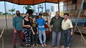 Circo Sul América agradece acolhida da comunidade santa-barbarense