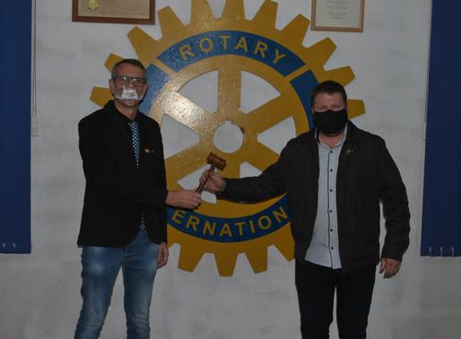 Rotary Club e Casa da Amizade de Santa Bárbara com novas diretorias