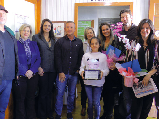 Biblioteca Municipal celebrou mais de  30 anos com Memorial à Enedy Piccinini