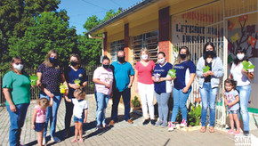 Escolas Municipais de Ensino Fundamental retornaram às aulas em formato híbrido em Santa Bárbara
