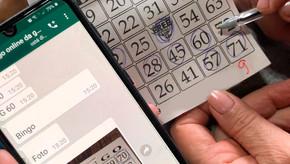 Bingo on-line foi aderido durante distanciamento social em Santa Bárbara