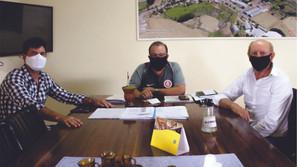Sindicato Rural confirmou parceria com os Poderes Executivos de Saldanha Marinho e Santa Bárbara