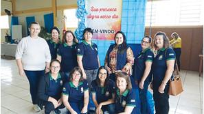 Equipe da Saúde de  Saldanha Marinho participou de Fórum de Saúde Mental