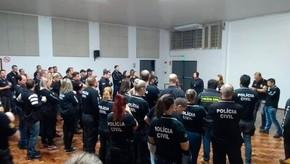 Polícia Civil realizou Operação Midas em Santa Bárbara do Sul