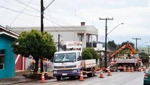 RGE realizou melhorias na rede elétrica em Santa Bárbara do Sul