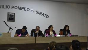 Legislativo concedeu título de Cidadão  Honorário ao maestro Gideon Garcia Nunes