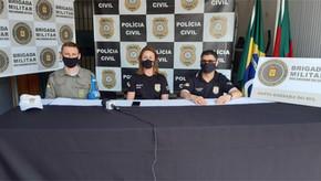"""Operação """"Dia de Treinamento"""" foi desencadeada em Santa Bárbara do Sul"""