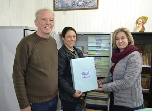 Arquivos 2018 foram entregues em  comemoração aos 39 anos do Minuano
