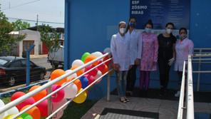 """Dia """"D"""" de vacinação contra a Poliomielite em Santa Bárbara do Sul"""