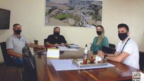 Prefeitura de Santa Bárbara do Sul avança na implantação da Sala do Empreendedor