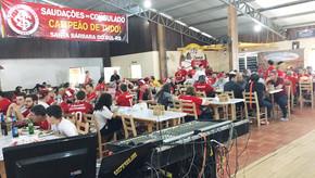 1ª festa Consular do Inter em Santa Bárbara do Sul aconteceu no domingo (16)