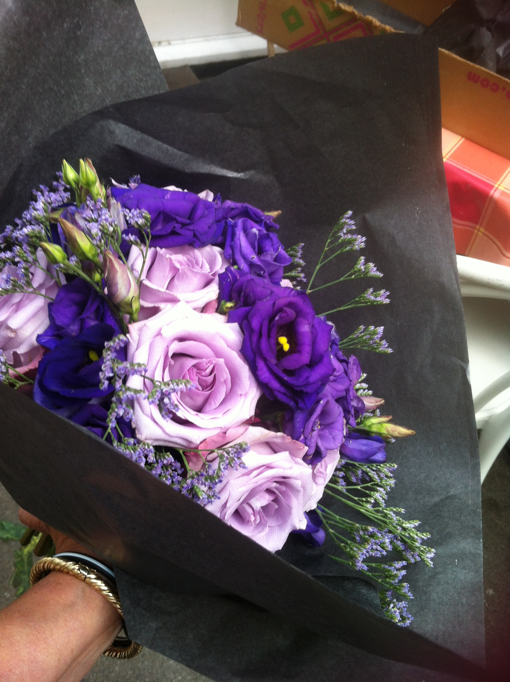 Bouquet for all occasions
