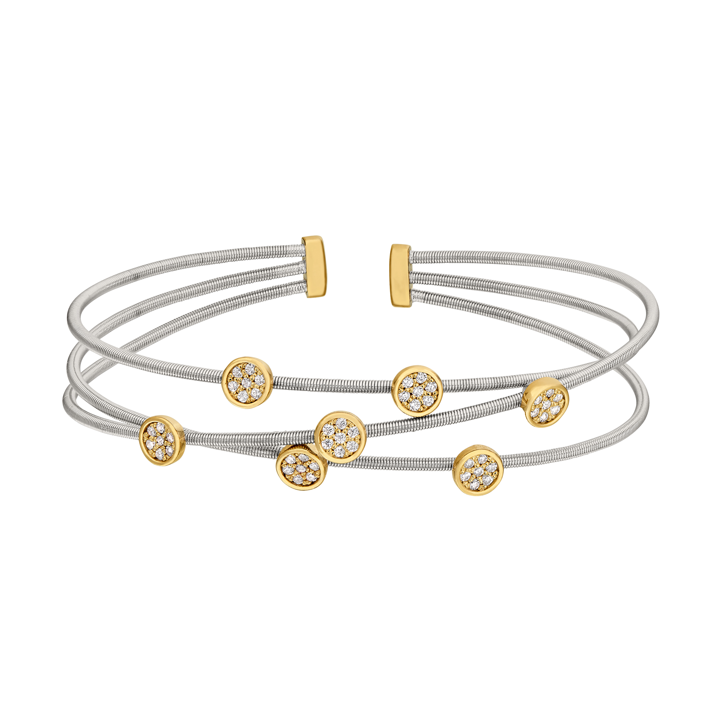 Bella Cavo Stacking Bracelet