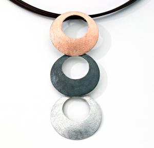 Jorge Revilla Tri-Color Necklace
