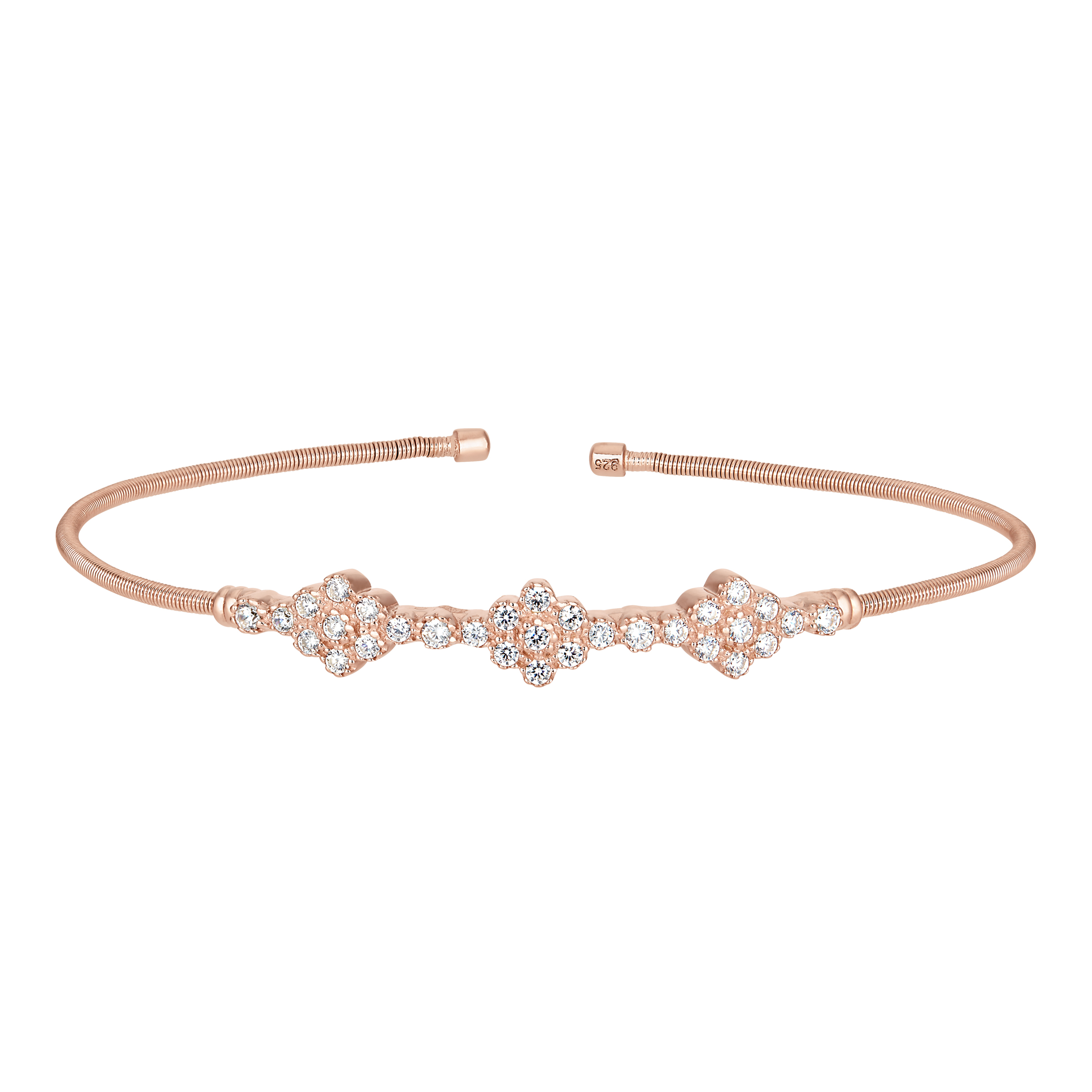 Bella Cavo Rose Gold Bracelet