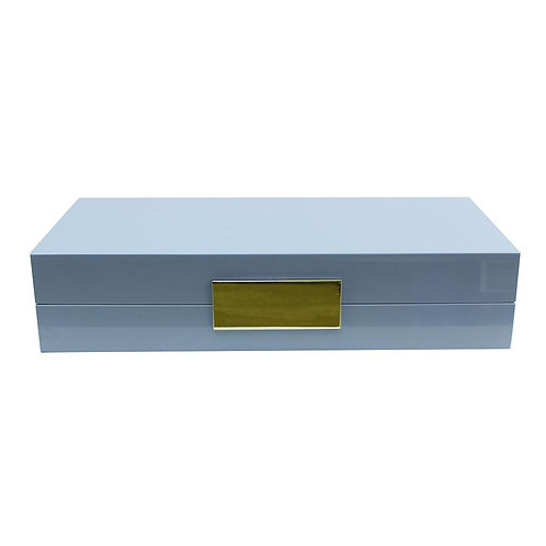 Lacquered Powder Blue Box