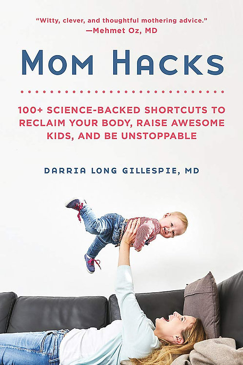 Mom Hacks Book