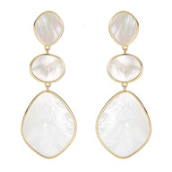 Triple Organic Mother of Pearl Drops