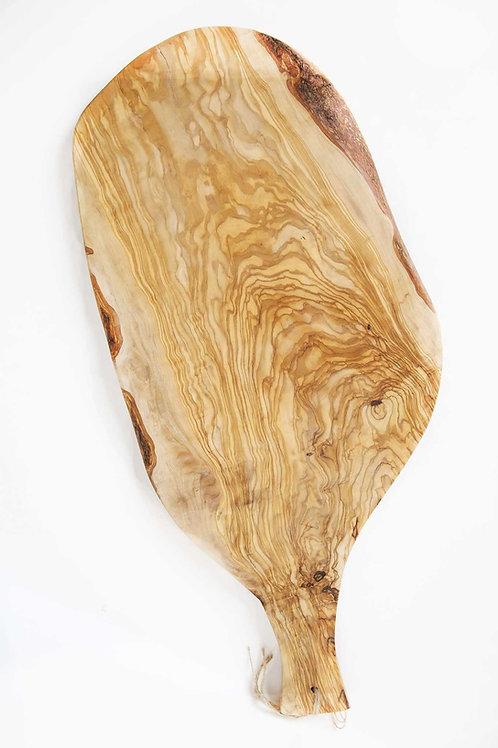 "Olive Wood Cutting Board 25"""