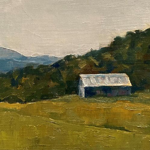 """""""Mountain Barn"""""""