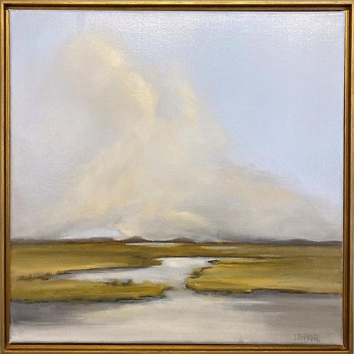 """Dawn on the Marsh"""