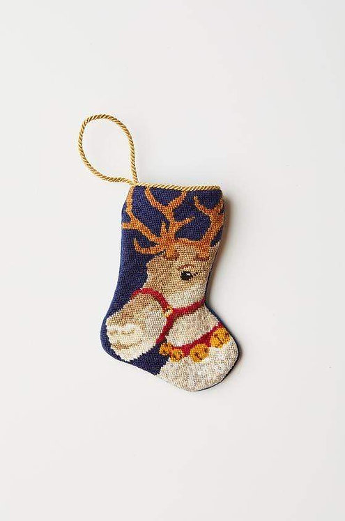 Donner, The Handsome Reindeer Stocking