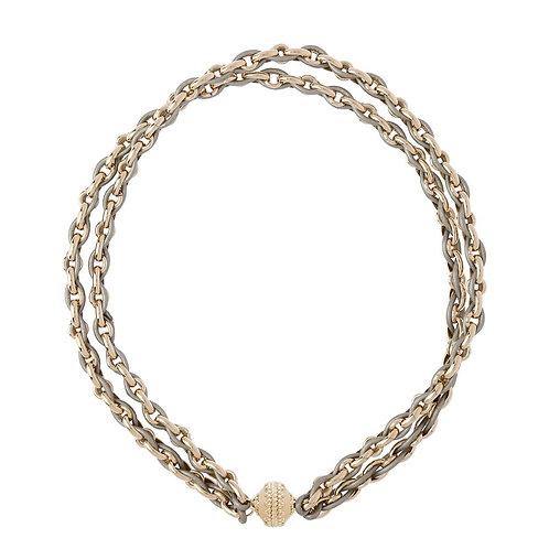 Randolph Double Strand Necklace