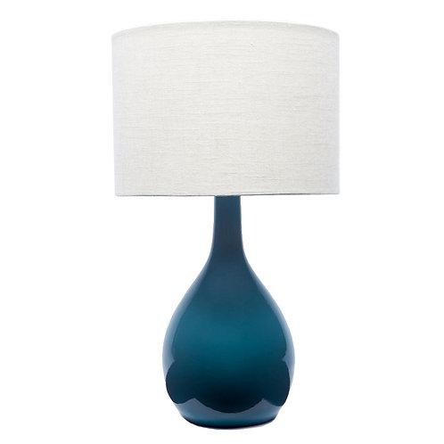 Dark Teal Lamp