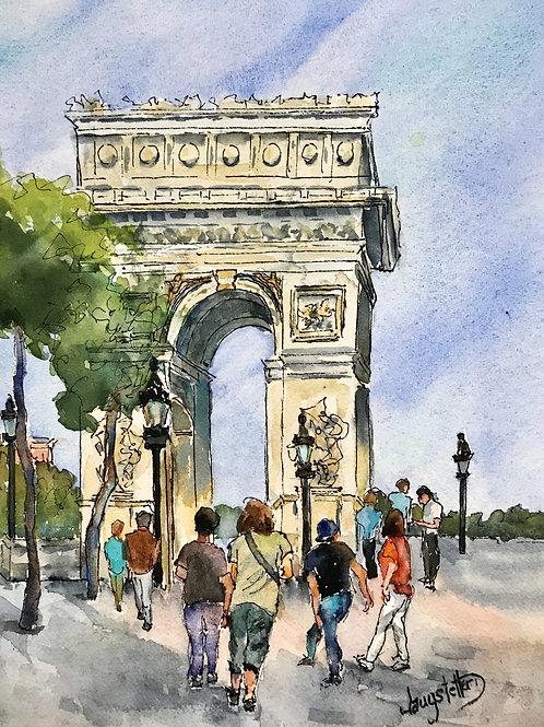 """""""Arc de Triomphe du Carrousel"""""""