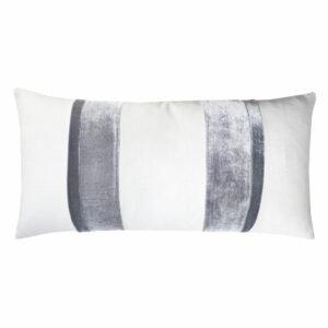 Velvet Stripe Pillow