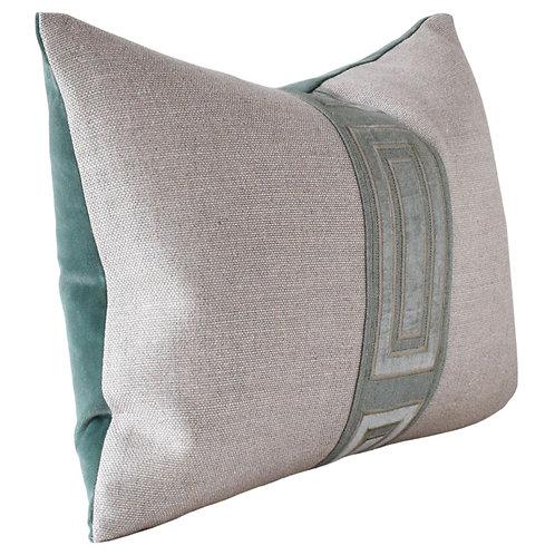 Giorgio Linen Ingot Pillow