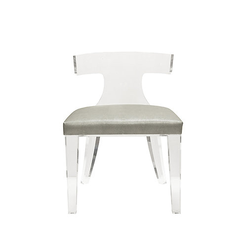 Acrylic Duke Chair